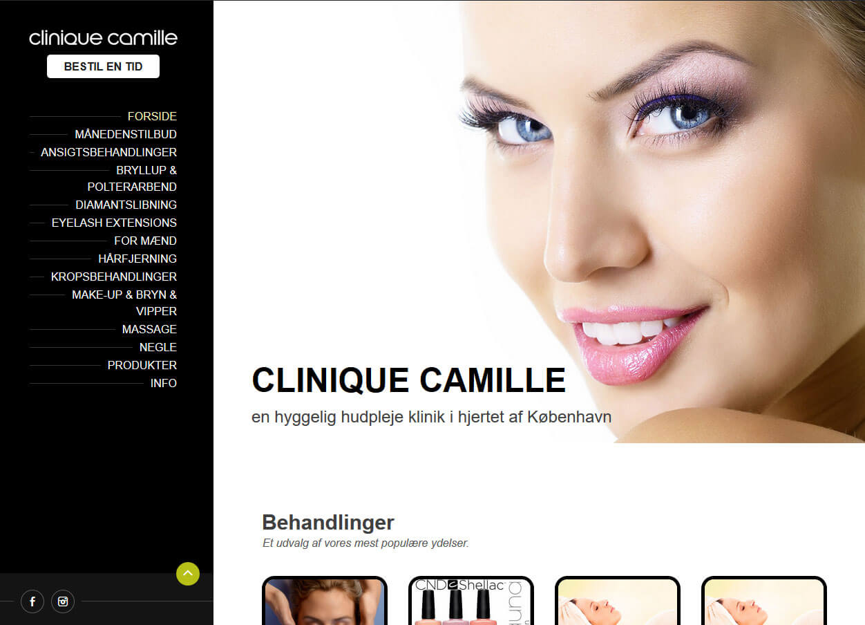clinique camille